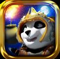 英雄熊猫暗黑之地破解版 1.0 道具解锁版